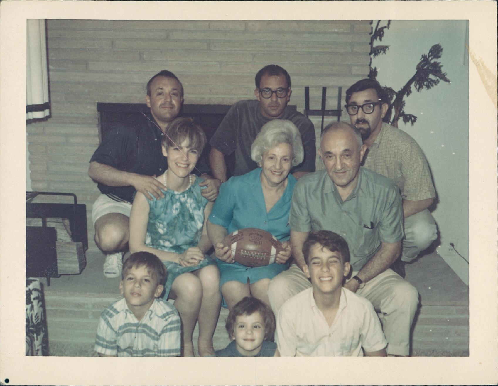 My family, circa 1966