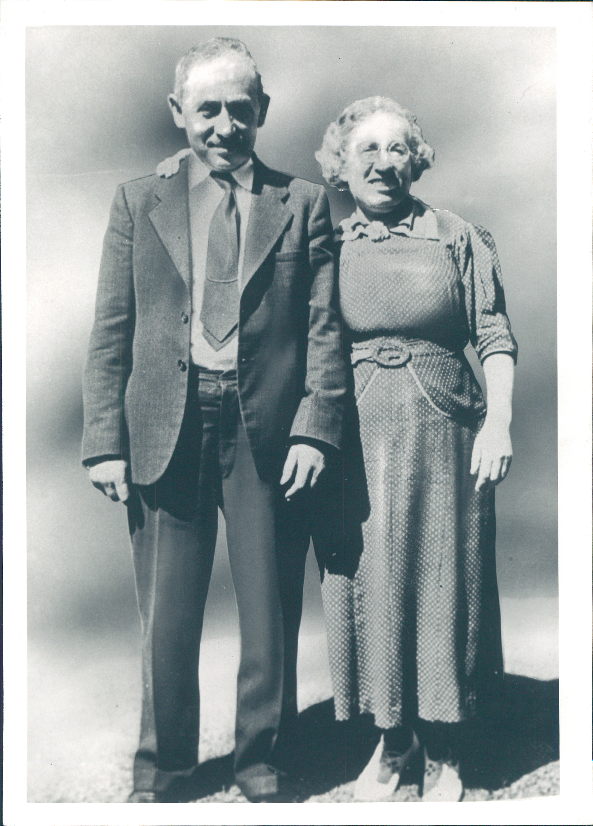 My great-grandparents, Harry Kubrin and Tillie Koppelman